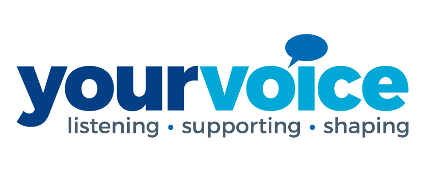 Your Voice engagement group logo